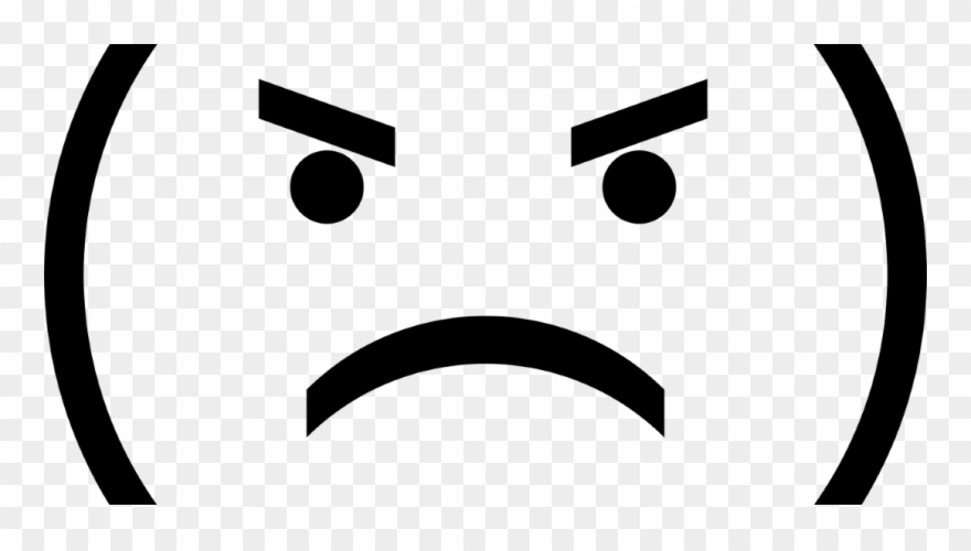 Angry face pictures clipart clip royalty free download Angry Face Clipart Transparent - Png Download (#1546205) - PinClipart clip royalty free download