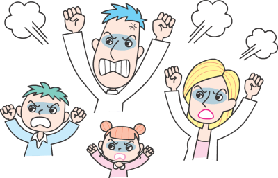 Angry family clipart clipart transparent library Family Head Cliparts - Cliparts Zone clipart transparent library