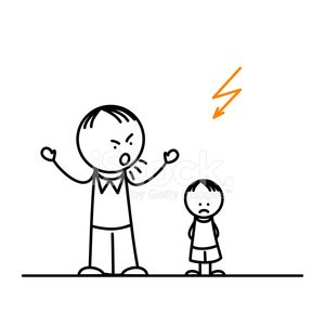 Angry father clipart png freeuse stock Angry Father and Sad Boy premium clipart - ClipartLogo.com png freeuse stock
