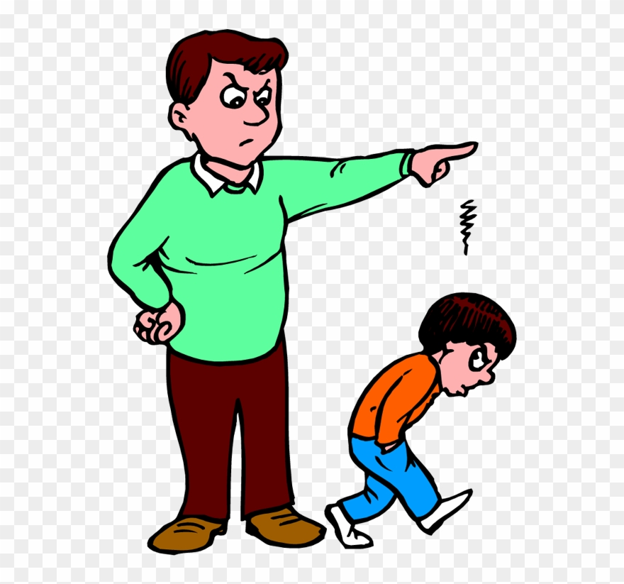 Angry father clipart free Fail Clipart Angry Parent - Parents Grounding You - Png Download ... free