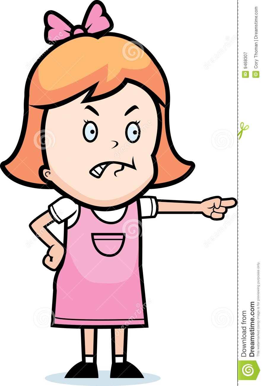 Girl angry clipart png free Angry girl clipart 7 » Clipart Station png free