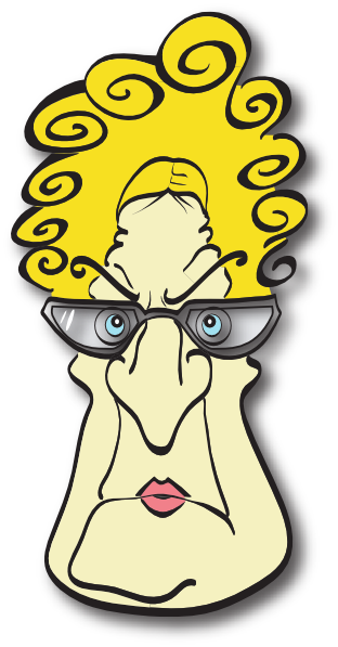 Angry grandma clipart picture free stock Clipart angry grandma - Clip Art Library picture free stock