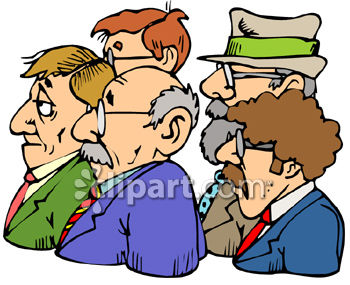 Angry group of people clipart vector transparent stock Group Of Angry People Clipart | Clipart Panda - Free Clipart Images vector transparent stock