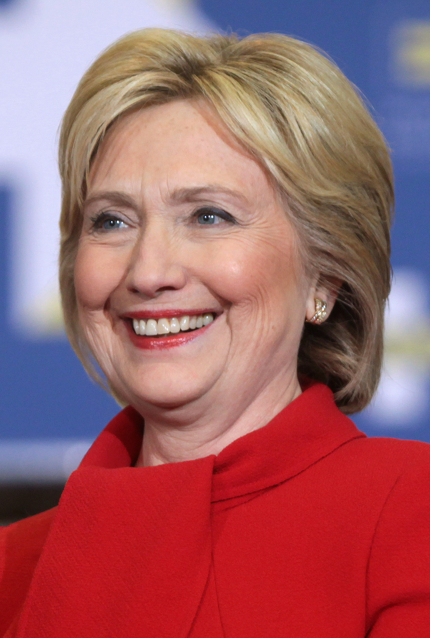 Angry hillary clinton clipart image freeuse download Hillary Clinton - Wikipedia image freeuse download