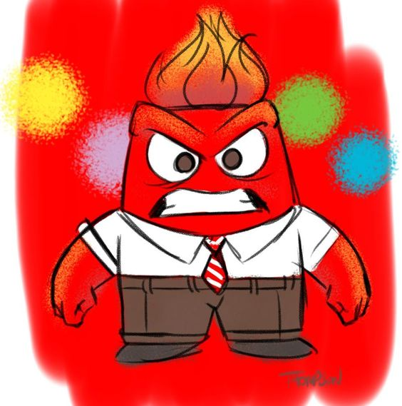 "Angry inside out clipart banner freeuse stock ANGRY that Pixar's new film, ""Inside Out"" isn't in theaters yet ... banner freeuse stock"