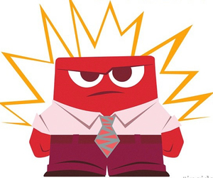 Angry inside out clipart clip art freeuse stock 1000+ images about #Intensamente on We Heart It | See more about ... clip art freeuse stock