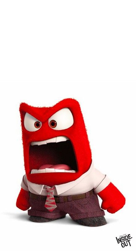 Angry inside out clipart banner royalty free library Disney emotion clipart anger - ClipartFest banner royalty free library