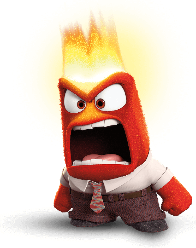 Angry inside out clipart vector royalty free Anger-inside-out.png | Crop Art Ideas | Pinterest vector royalty free