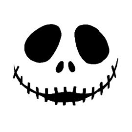 Angry jack face clipart clip art transparent Jack Skellington Face | Projects to Try in 2019 | Halloween stencils ... clip art transparent