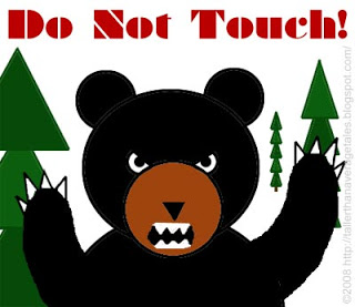 Angry mama bear clipart png royalty free Taller Than Average Tales: Don't touch the cub png royalty free