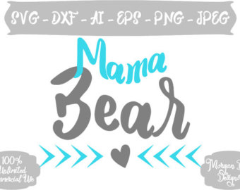 Clipartfest svg mothers day. Angry mama bear clipart