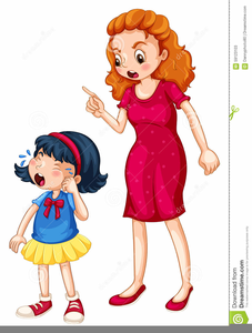 Angry mom clipart royalty free library Angry Mom Clipart   Free Images at Clker.com - vector clip art ... royalty free library