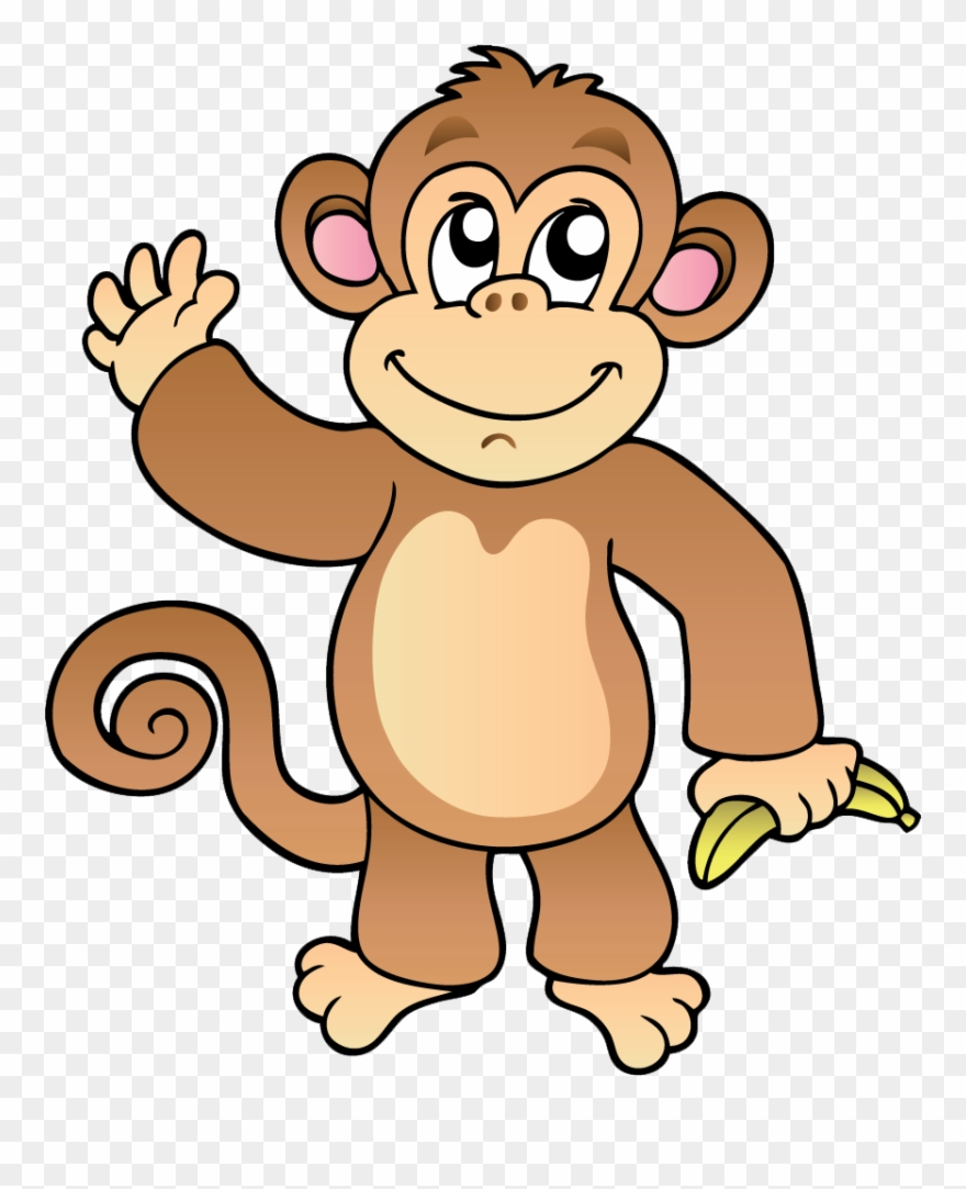 Angry monkey clipart banner free download Download Picture Free Library Clipart Free On Dumielauxepices ... banner free download