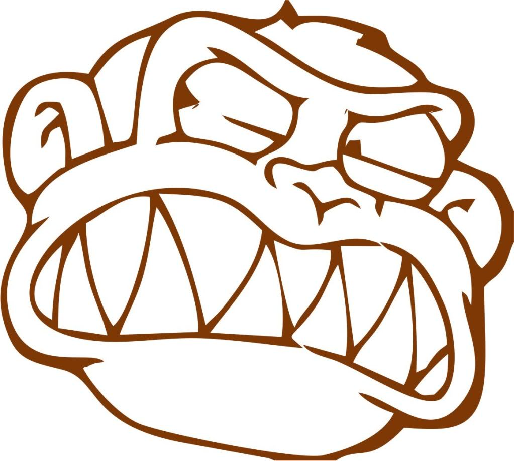 Angry monkey clipart image library download Angry Monkey Racing Clipart - Clip Art Library image library download