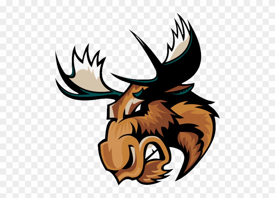Angry moose clipart clip art royalty free download Angry Moose Logo Www Imgkid Com The Image Kid Has It - Manitoba ... clip art royalty free download
