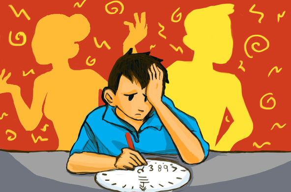 Angry parent writing clipart png free When Homework Stresses Parents as Well as Students - The New York Times png free