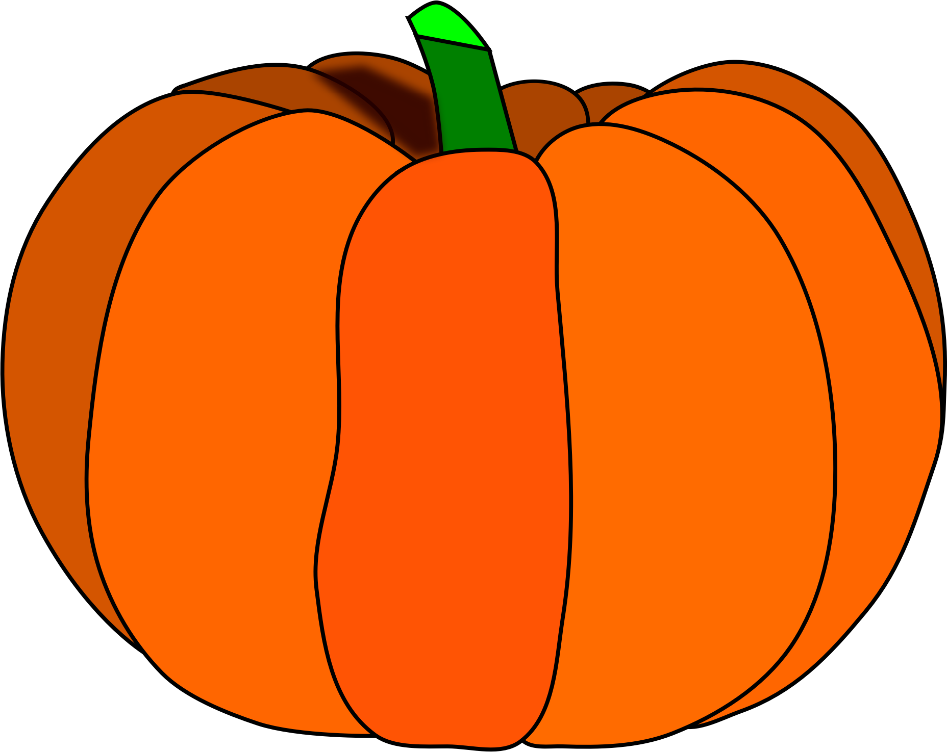 Clipart pumpkin sprout banner free stock Vegetable pumkin clipart, explore pictures banner free stock