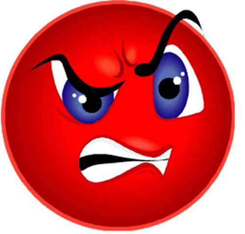 Angry smiley face clipart picture royalty free download Free Angry Smiley Face, Download Free Clip Art, Free Clip Art on ... picture royalty free download
