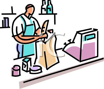 Angry store clerk clipart clip art Clipart clerk - ClipartFest clip art