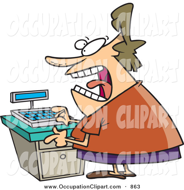 Angry store clerk clipart svg black and white download Angry Store Clerk Related Keywords & Suggestions - Angry Store ... svg black and white download