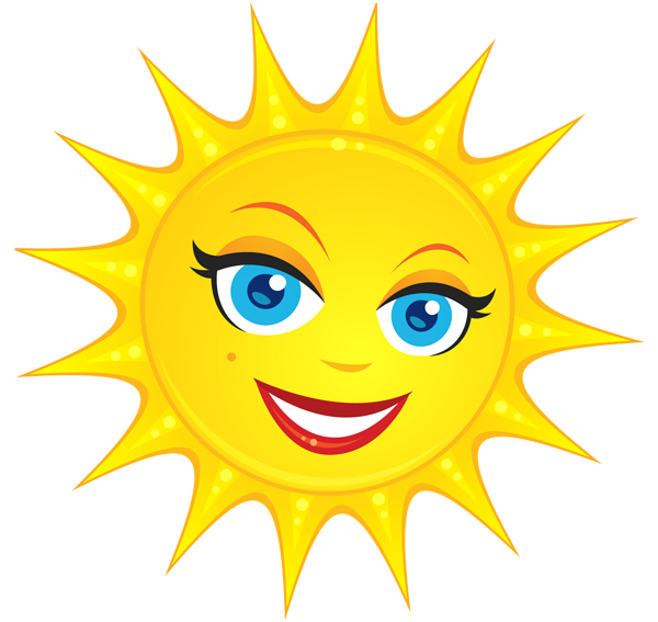 Clipart smiley winter sun image library download Transparent Cute Sun PNG Clipart Picture | Clipart | Pinterest ... image library download