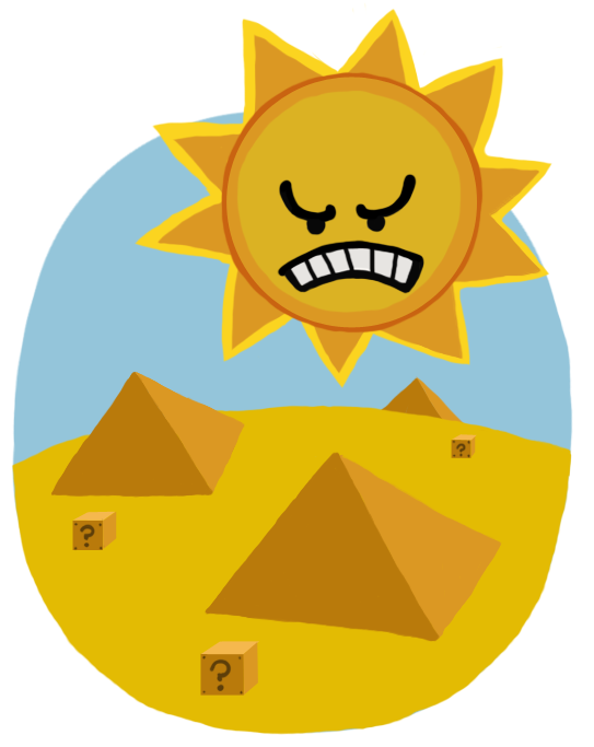 Angry sun clipart transparent vector free stock The Angry Sun | Recently Forgotten Words vector free stock