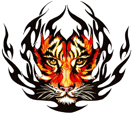 Angry tiger clipart svg transparent stock angry tiger clipart 34588 - 33 Tribal Tiger Tattoos Designs And ... svg transparent stock