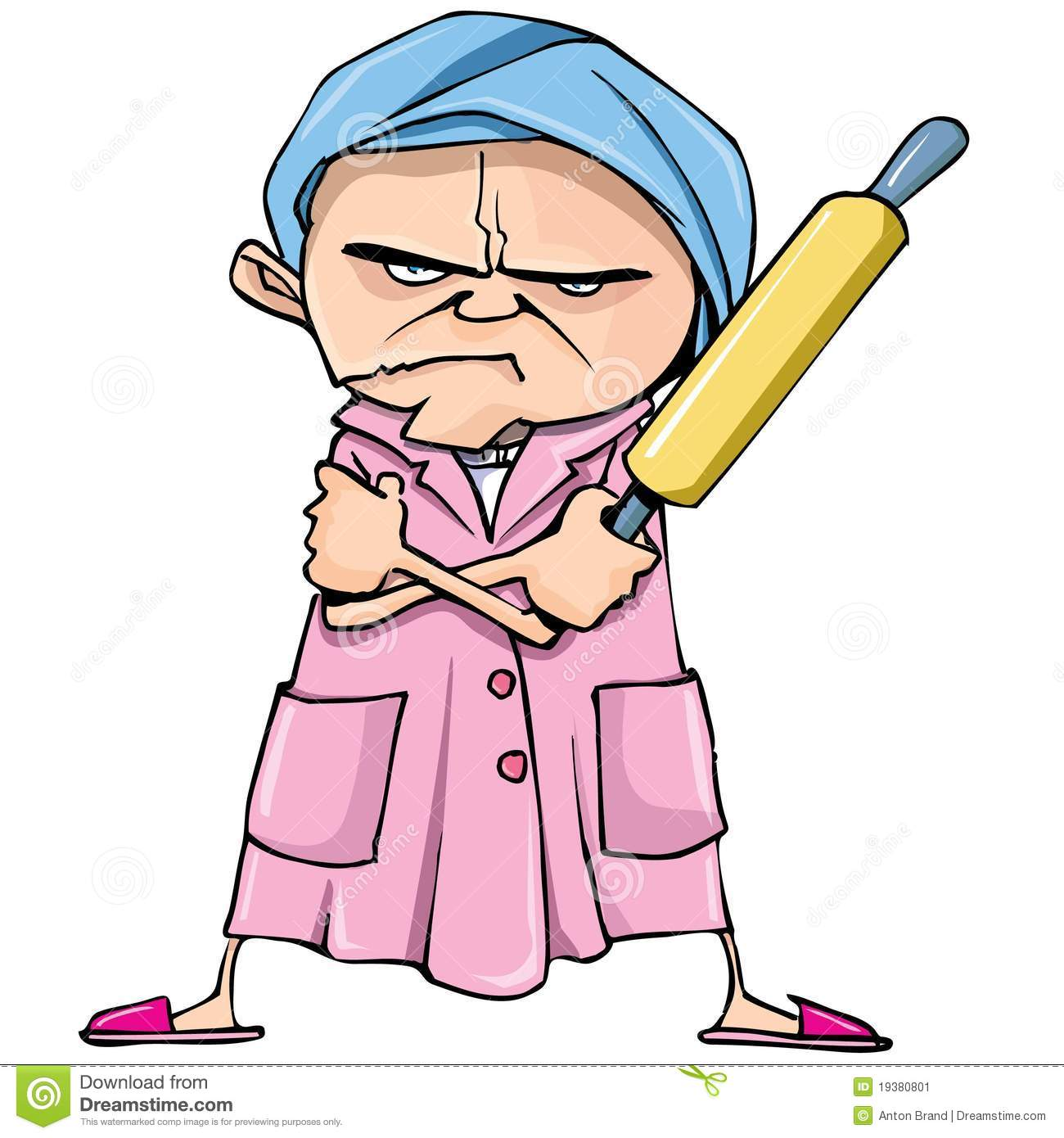 Angry woman pic clipart image black and white library Angry woman clipart 2 » Clipart Station image black and white library