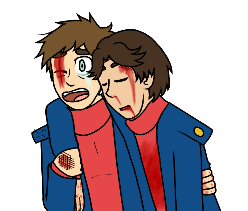 Eddsworld paultryk by tenshika. Angst kind clipart