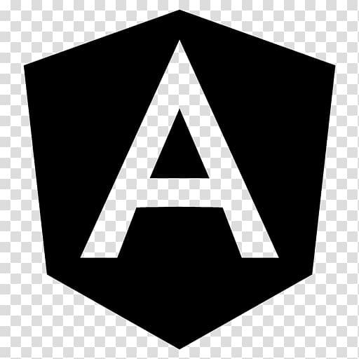 Angular design clipart image black and white download AngularJS Computer Icons JavaScript Yii, angular transparent ... image black and white download