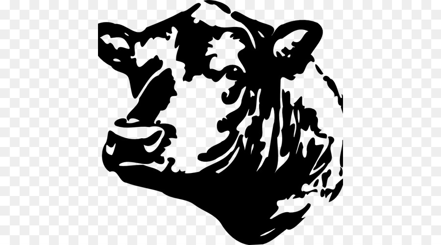Angus cow head clipart banner freeuse Dog And Cat png download - 500*500 - Free Transparent Angus Cattle ... banner freeuse