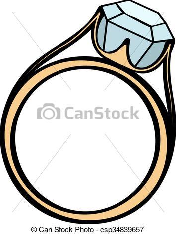 Anillo de compromiso clipart banner royalty free anillo, compromiso, caricatura, diamante banner royalty free