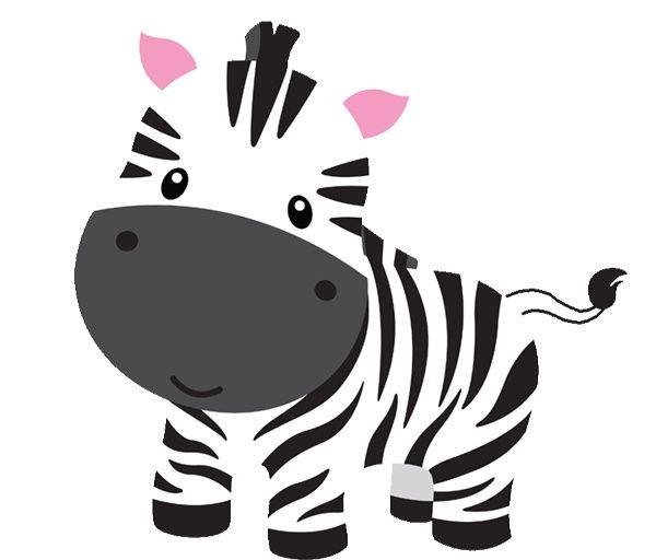 Animal baby clipart