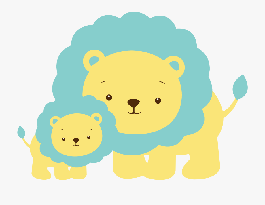 Animal baby clipart vector free download Baby Animal Clipart Png , Transparent Cartoon, Free Cliparts ... vector free download