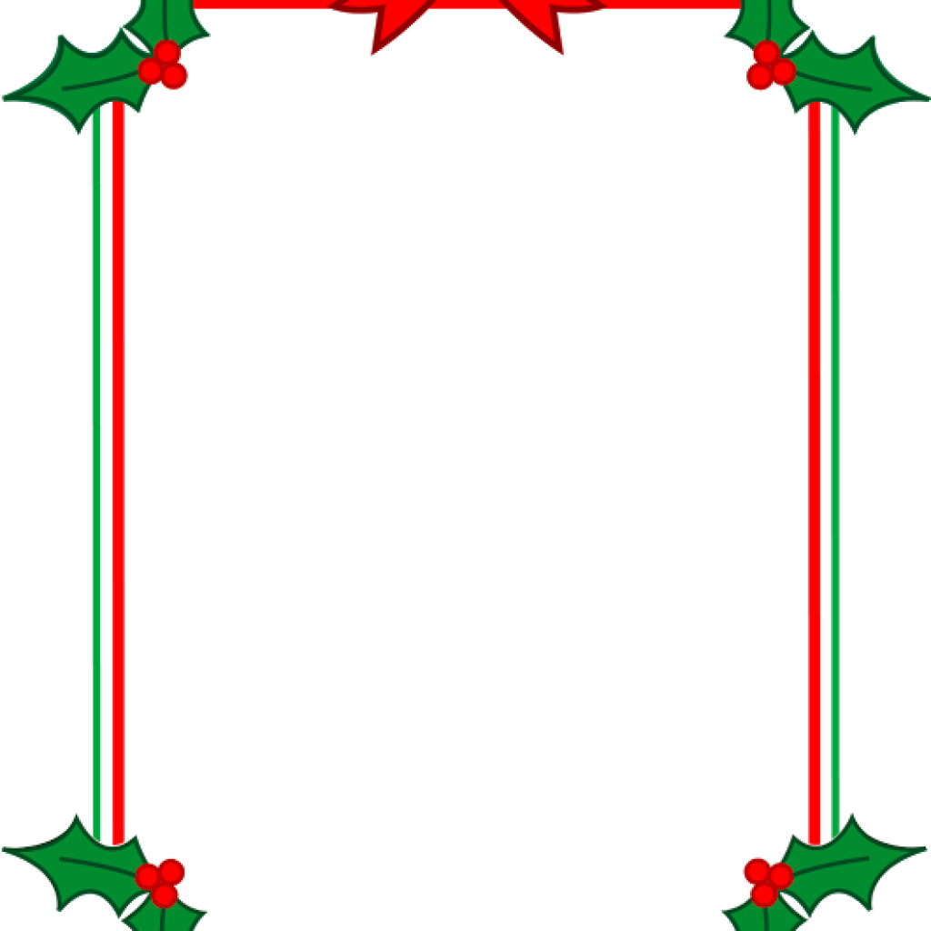 Animal christmas border clipart png library download Free Christmas Clipart Frames 19 Christmas Graphic - Christmas ... png library download