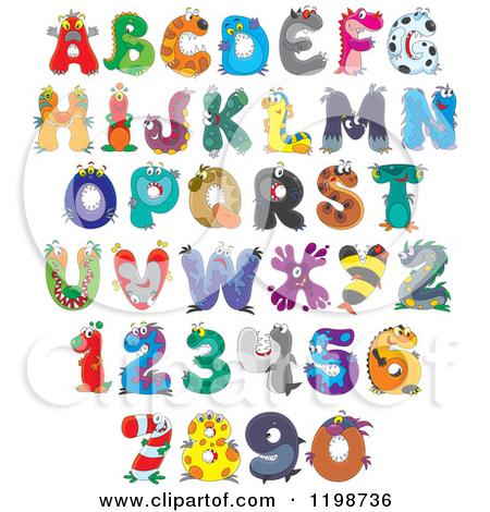 Animal clipart alphabet letters clip transparent download Animal clipart alphabet letters - ClipartFest clip transparent download