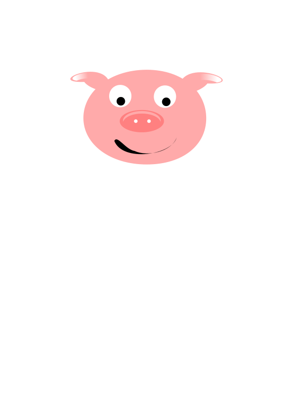 Animal clipart cerdo picture free library Free Clipart: Cerdo / Pig | ainara14 picture free library