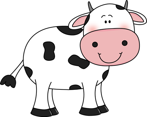 Animal clipart cow image free Free Cow Animal Cliparts, Download Free Clip Art, Free Clip Art on ... image free