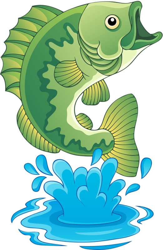 Fish jumping out of water clipart image library stock fish, fish | Fish and Ocean Life | Pinterest | Fish, Clip art and ... image library stock