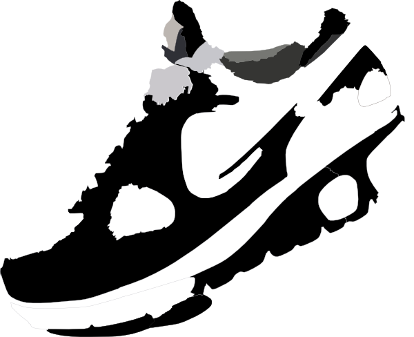 Animal clipart in tennis shoes clip library library Free Running Shoe Clipart, Download Free Clip Art, Free Clip Art on ... clip library library