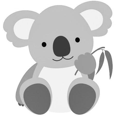 Clipart koalas graphic library Baby Koala Clipart | Free download best Baby Koala Clipart on ... graphic library
