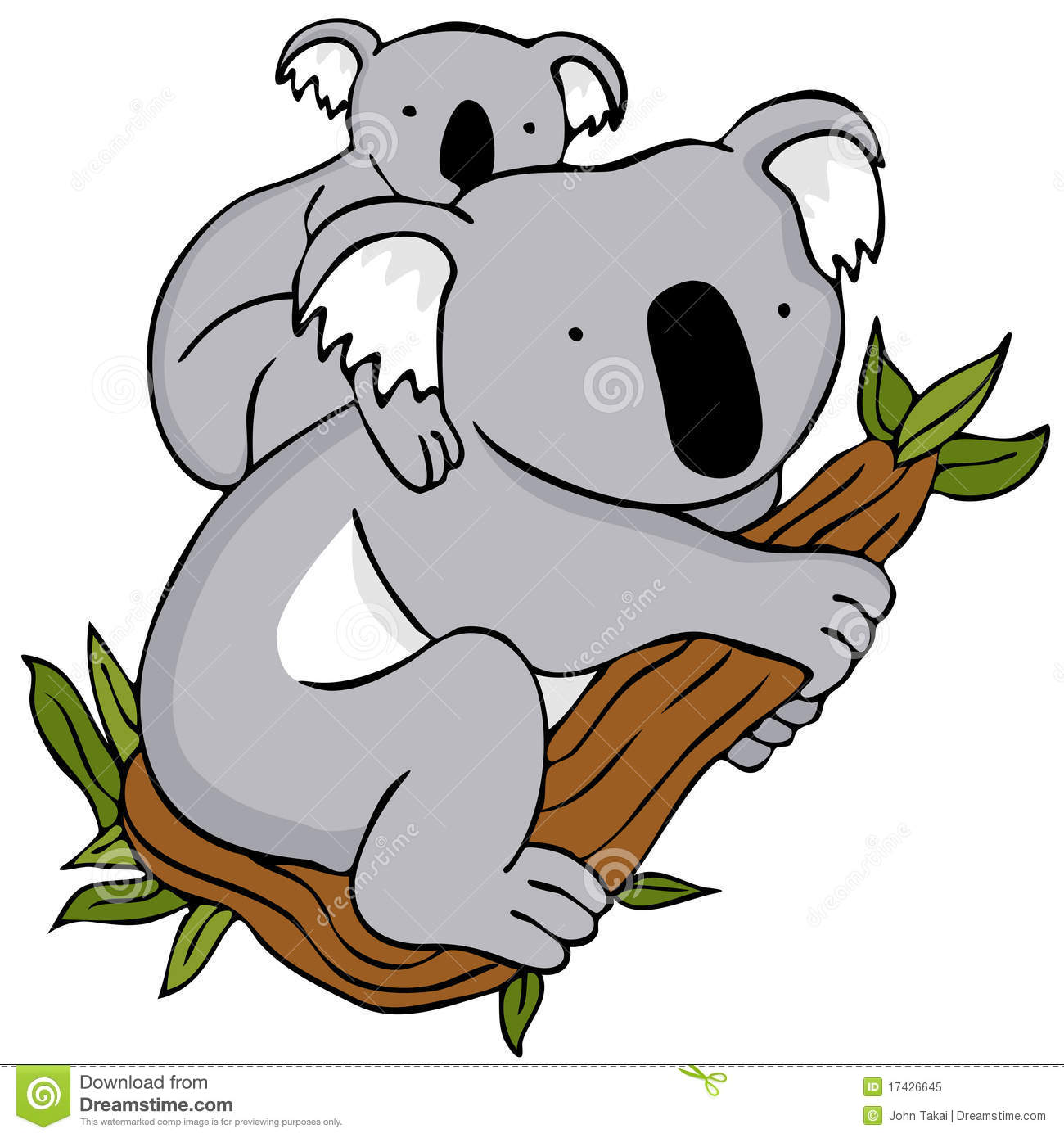 Koala bear clipart free graphic black and white stock Koala Clipart Images | Free download best Koala Clipart Images on ... graphic black and white stock