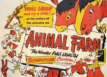 Animal farm clipart mollie banner freeuse stock Animal Farm (1954 film) - Wikipedia banner freeuse stock