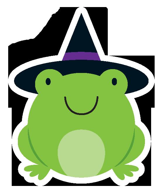 Animal halloween clipart clip royalty free library HALLOWEEN FROG | CLIP ART - HALLOWEEN 1 - CLIPART | Pinterest ... clip royalty free library