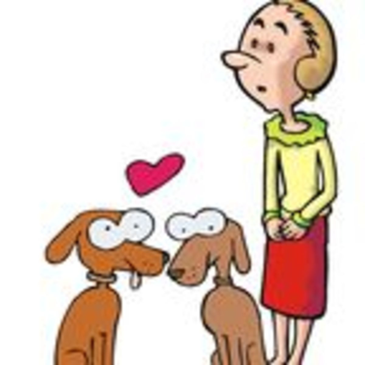 Animal helping humans clipart graphic black and white stock Do Dogs Love People More Than They Love Other Dogs?   Psychology Today graphic black and white stock