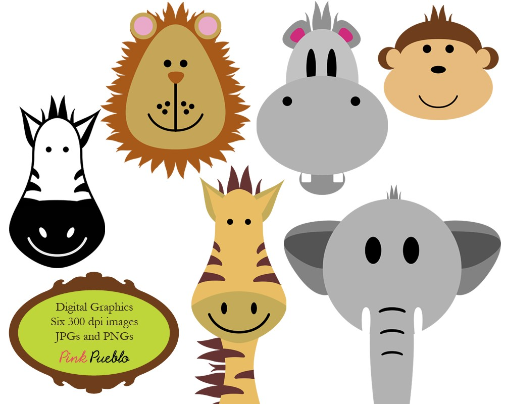 Free clipart of jungle animals. Farm download best