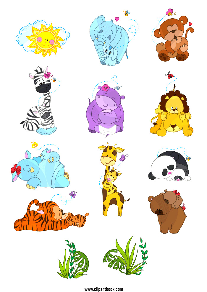Animal in action clipart image transparent stock Free Preschool Zoo Cliparts, Download Free Clip Art, Free Clip Art ... image transparent stock