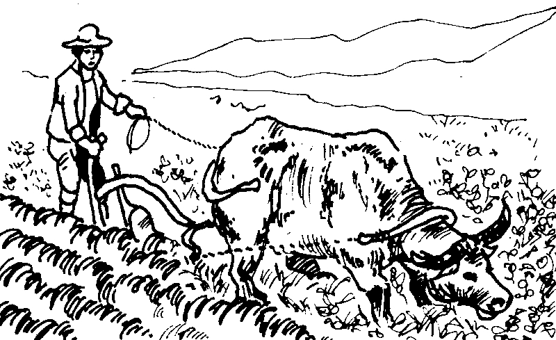 Animal in field black and white clipart clip art free stock Download farmer in the field black and white clipart Field Farm Clip ... clip art free stock