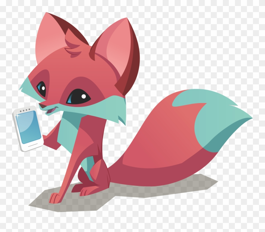 Animal jam fox clipart graphic freeuse library Popular Images - Animal Jam Animals Fox Clipart (#207872) - PinClipart graphic freeuse library