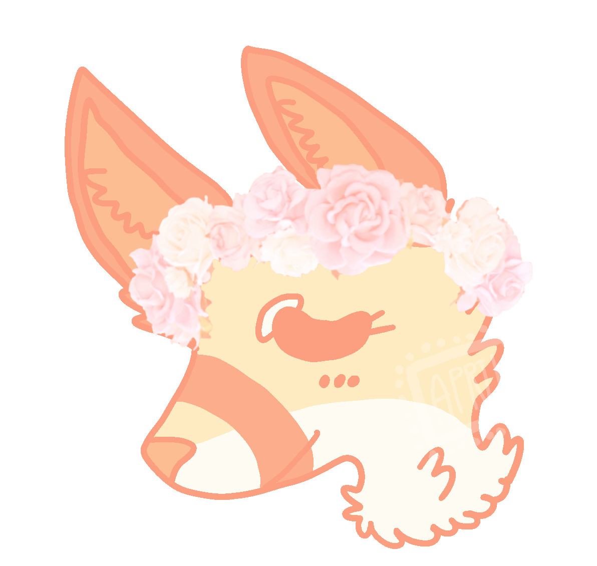 Animal jam flower crown clipart picture download Image - Flower Crown Fox.png | Animal Jam Clans Wiki | FANDOM ... picture download